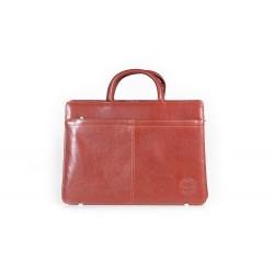 Elegancka torba - teczka na laptopa, dla kobiet ceniących sobie styli wygodę. Pojemna torba może posłużyć Tobie nie tyl