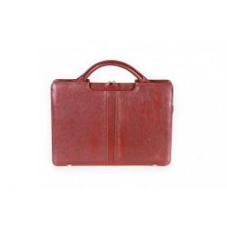 Elegancka i wyjątkowa torba - teczka damska wykonana z włoskiej skóry w rodzimych zakładach rzemieślniczych. Marka Carte
