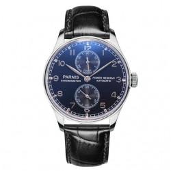 Ekskluzywny automatyczny zegarek męski PARNIS. -