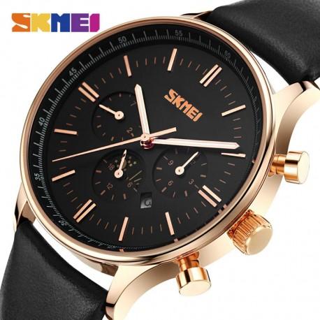 Niesamowite Duży elegancki zegarek SKMEI MG31