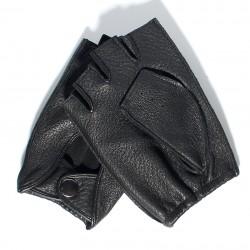 Skórzane rękawiczki samochodowe. -