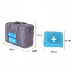 Składana wodoodporna torba podróżna, którązabierzesz wszędzie -