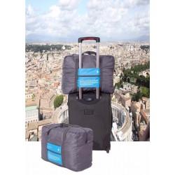 Składana wodoodporna torba podróżna, którązabierzeszwszędzie -