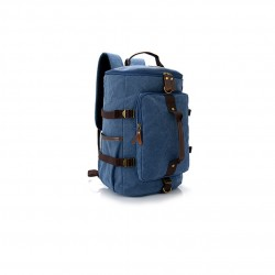 Pojemny plecak męski, idealny na podróże -