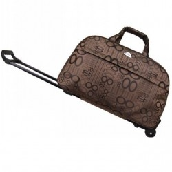 Podróżna lekka torba na kółkach -