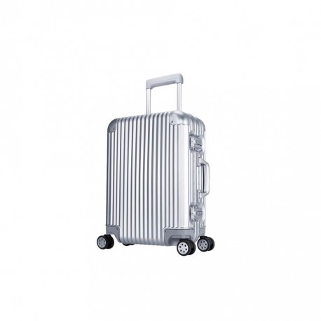 3084a8ad837a7 Wytrzymała i lekka walizka podróżna wykonana z stopu aluminium. -