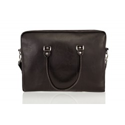 Totalny MUST-HAVE torba stanowiąca gustowne połączenietorby na laptopaz aktówką. Idealna dla Panów ceniących uniwersal