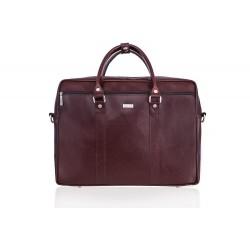 Skórzana torba na laptop: pojemna, praktyczna i atrakcyjna wizualnie -