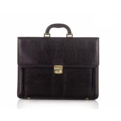 Męska torba na ramię i do ręki - aktówka - teczka na dokumenty to podstawowy element garderoby eleganckiego mężczyzny. K