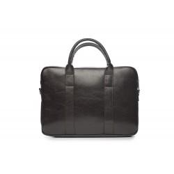Solidna skórzana męska torba na laptopa SL20 - nieodłącznym elementem mężczyzny podczas służbowego spotkania z laptopem.