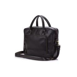 Klasyczna, torba na ramię/laptopa jest obowiązkowym elementem w garderobie każdego mężczyzny. -