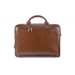 Wyjątkowa i elegancka torba na laptopa Solier to element garderoby, który każdy mężczyzna powinien posiadać. Ponadczasow
