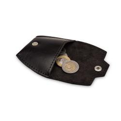 Męska skórzana bilonówka - portfel na monety SA10 - jeżeli masz już cienki portfel na karty i banknoty to możesz mieć cz