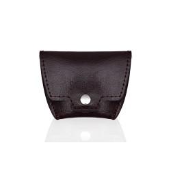 Skórzana bilonówka - mały portfel na monety SA10 - jeżeli masz już cienki portfel na karty i banknoty to możesz mieć cza