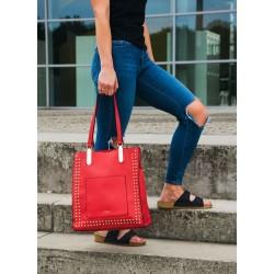 Uniwersalna torebka damska. -