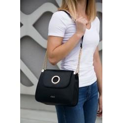 Uniwersalna torebka listonoszka damska. -