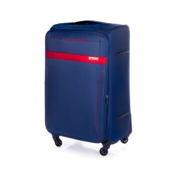 Średnia walizka miękka Solier -