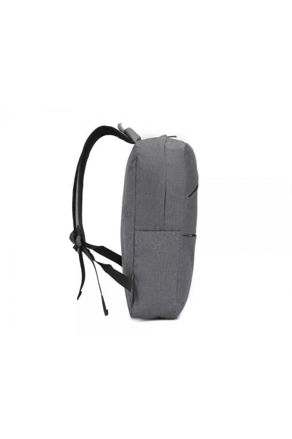 Plecak miejski na laptopa Solier SV09 szary