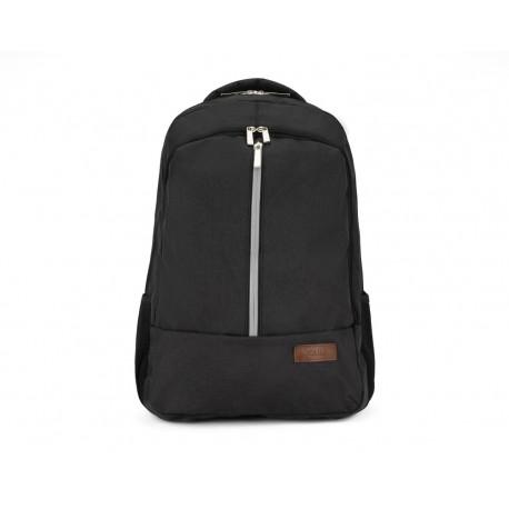 Plecak miejski na laptopa Solier SV10 czarny