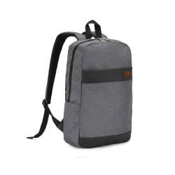 Plecak miejski na laptopa Solier SV11 szary