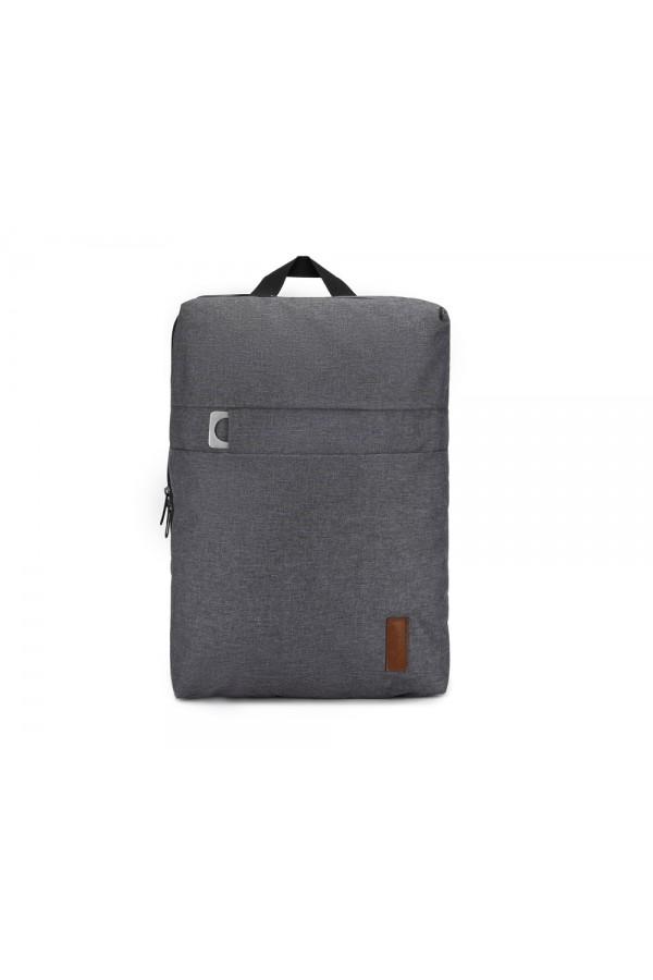 Plecak miejski na laptopa Solier SV12 szary