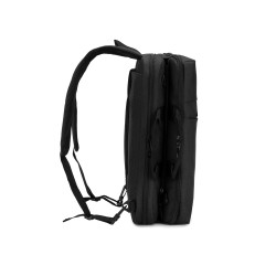 Plecak miejski na laptopa Solier SV12 czarny