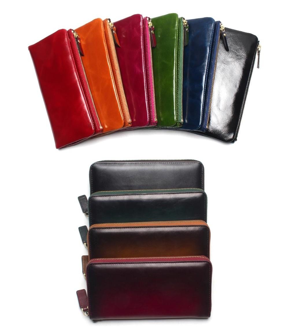 Wyjątkowe skórzane portfele damskie, które pokochasz