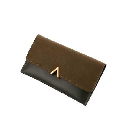 Damskie skórzane portfele, eleganckie stylowe duże i małe